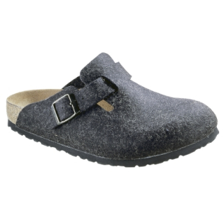 Boston Wolle anthracite