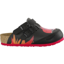 Kay Kids Fire Dragon Red Black