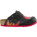 Kay Kids Fire Dragon Black Red Gr.30-34
