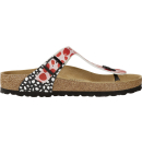 Gizeh Two Tone Dots Pink/Red