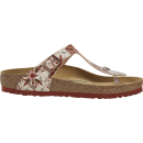 Gizeh Boho Flowers Earth Red